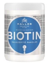 Kallos KJMN Biotin Beautifying Mask 1000ml