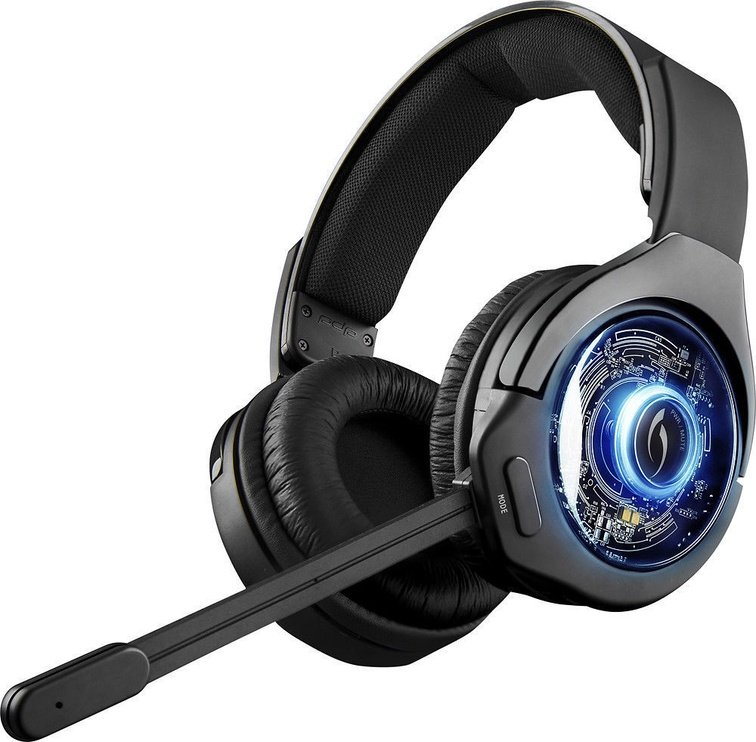 Наушники Pdp Afterglow AG 9+ Stereo Wireless Gaming Headset Black