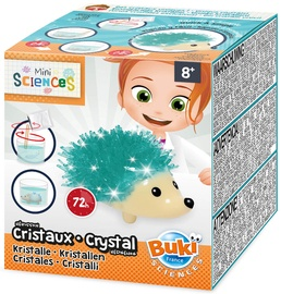 Buki France Mini Sciences Crystal Hedgehod
