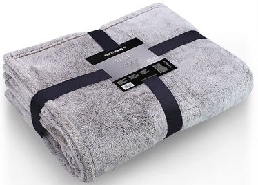 DecoKing Fluff Blanket Cappuccino 170x210cm