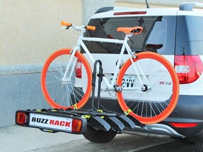 Велосипедный держатель для автомобилей BuzzRack Buzzybee 4