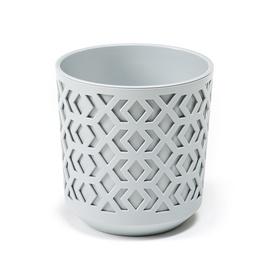 Вазон Lamela Aztek 2 Piece Flower Pot Ø25.5cm Grey