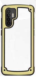 Hurtel Solid Frame With Bumper For Huawei P30 Pro Gold