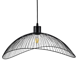 ActiveJet Holly 6 Ceiling Lamp E27 Black