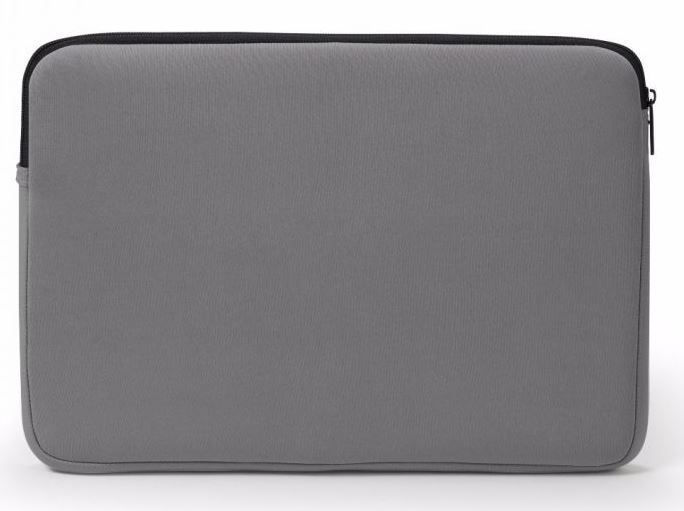 Чехол для ноутбука Dicota Skin Base, серый, 14.1″