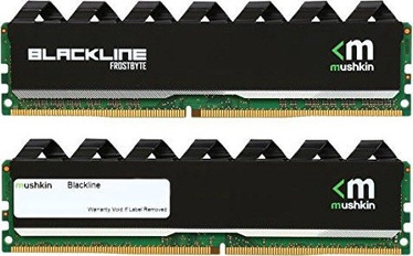 Mushkin Blackline 16GB 2133MHz CL10 DDR3 KIT OF 2 997124F