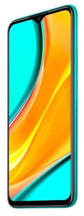 Mobilusis telefonas Xiaomi Redmi 9, žalias, 3GB/32GB