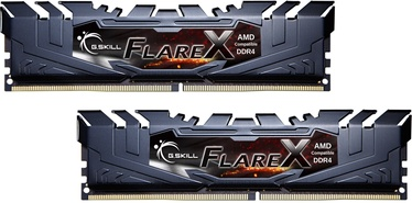 G.SKILL Flare X for AMD 16GB 2933MHz CL14 DDR4 KIT OF 2 F4-2933C14D-16GFX