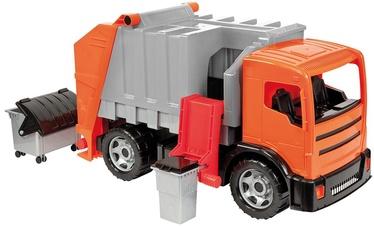 Lena Strong Giant Garbage Truck Orange/Silver 02167