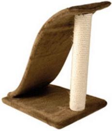 Skrāpis kaķiem Record Scratching Wave Stukas, 44 cm