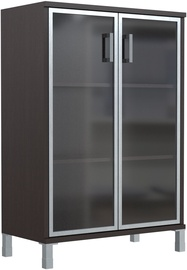 Skyland Born Shelf B 420.5 With Glass Doors Wenge Magic
