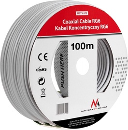 Maclean Coaxial Cable 100m