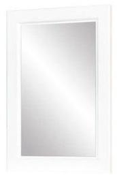 Bodzio Mirror Panama 52x73cm White