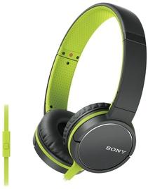 Ausinės Sony ZX660AP Green