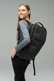 Audimas Sport Backpack Black