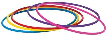 Гимнастический обруч Tremblay 0020551, 650 мм, синий/красный/желтый/розовый/фиолетовый
