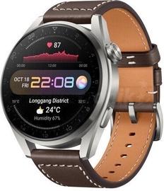 Nutikell Huawei Watch 3 Pro, pruun