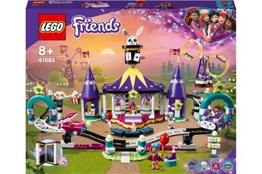 Konstruktors LEGO Friends Magical Funfair Roller Coaster 41685, 971 gab.