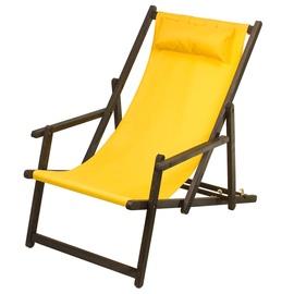 Садовый стул GreenBlue Premium GB283, желтый