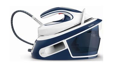Гладильная система Tefal Express Airglide SV8022E4, синий/белый