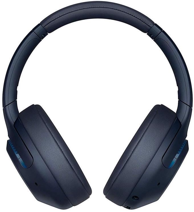 Sony WH-XB900N Over-Ear Earphones Blue