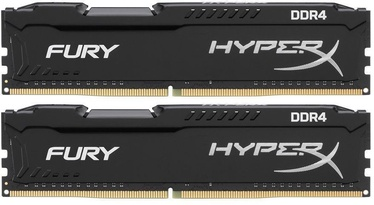 Operatīvā atmiņa (RAM) Kingston HyperX Fury Black HX426C16FB4K2/32 DDR4 32 GB