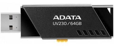 Adata UV230 USB 2.0 64GB Black