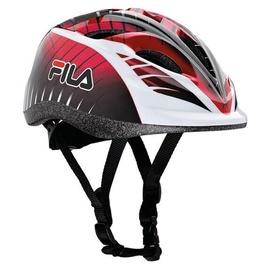Шлем Fila F19, черный/красный