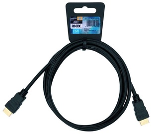 iBOX Cable HDMI to HDMI Black 1.5m