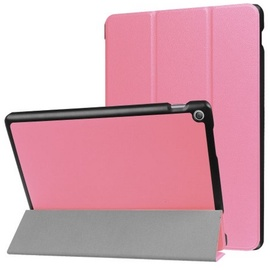 TakeMe Eco-leather Book Case For Asus Zenpad 10'' Z301MFL/Z301ML Pink