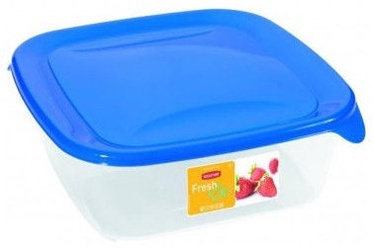 Curver Food Container Square 2,9L Fresh&Go Blue