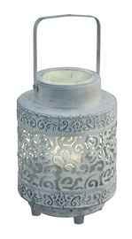 Galda lampa Eglo 49275 60W E27, pelēka
