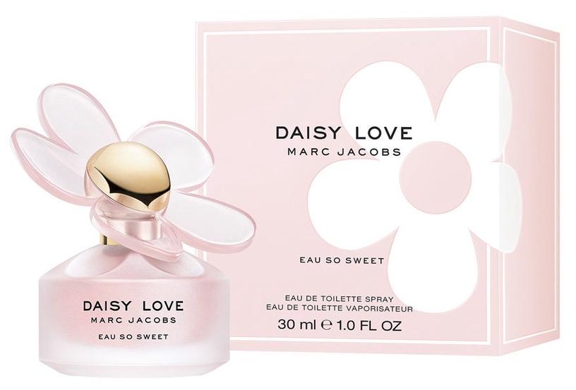 Туалетная вода Marc Jacobs Daisy Love Eau So Sweet, 30 ml EDT
