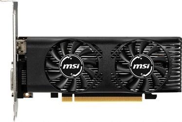 Vaizdo plokštė MSI GeForce GTX 1650 GEFORCEGTX16504GTLP 4 GB GDDR5