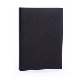 Focus Nordic Base Line Canvas Photo Album 11x15/300 Black