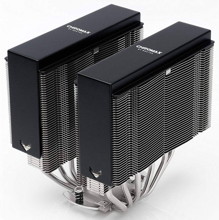Noctua CPU Cooler Cover Chromax NA-HC4 Black