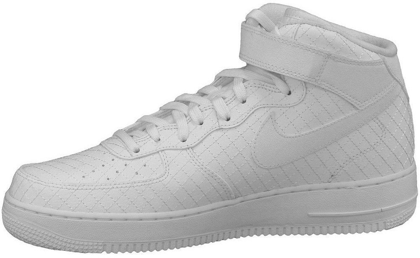 Nike Sneakers Air Force 1 Mid' 07 LV8 804609-100 White 44