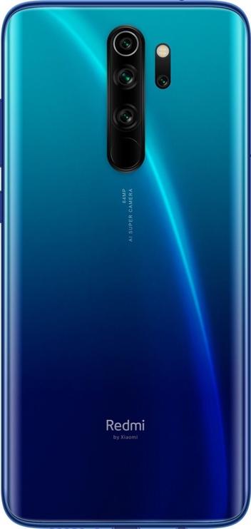 Mobilusis telefonas Xiaomi Redmi Note 8 Pro Blue, 128 GB