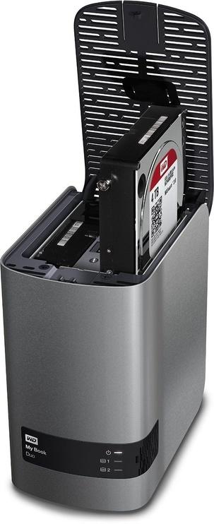 Western Digital 8TB My Book Duo RAID Storage USB 3.0