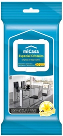 Micasa Wet Wipes For Glass Surfaces 15pcs