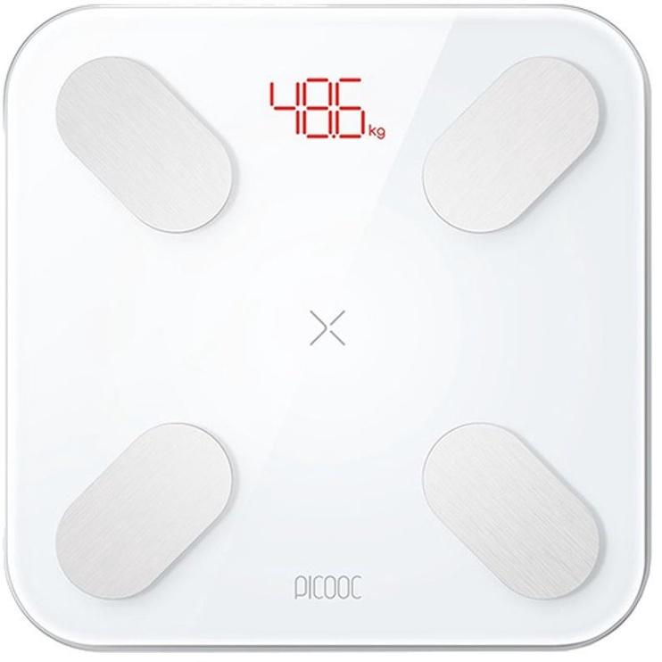 Svarstyklės Picooc Mini White
