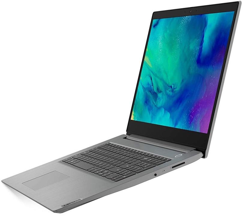 """Nešiojamas kompiuteris Lenovo IdeaPad 3-17 Platinum Gray 81W2002EPB AMD Ryzen 3, 8GB/256GB, 17.3"""""""