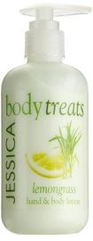 Jessica Body Treats Lemongrass Hand and Body Lotion 245ml