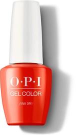 Лак-гель OPI Gel Color ¡Viva OPI!, 15 мл