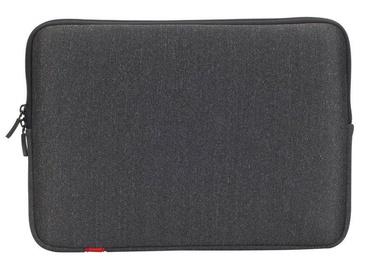 Rivacase Laptop Sleeve for Macbook 13 Dark Grey 5123