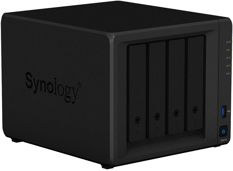 Synology DiskStation DS418 12TB