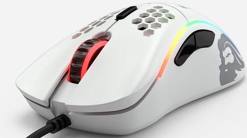 Glorious PC Gaming Race Glorious Model D Matte White