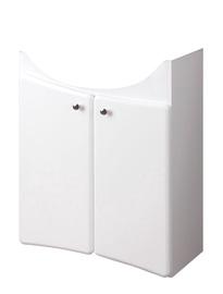 Vonios spintelė Riva SA60-6