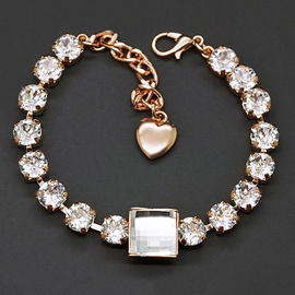 Diamond Sky Bracelet Carmen With Swarovski Crystals DS00B314