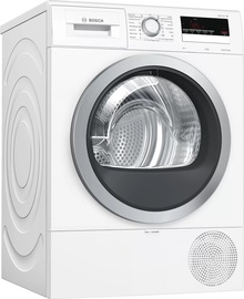 Bosch Serie 4 WTR85V11BY Dryer White